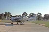 Photo: NASA, North American T-28 Trojan, 51-3725