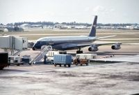 Photo: BOAC - British Overseas Airways Corporation, Boeing 707-300