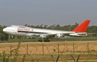 Photo: Northwest Airlines, Boeing 747-200, N612US