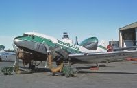 Photo: Buffalo Airways, Douglas DC-3, C-GCZG
