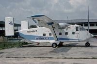 Photo: Wirakris, Shorts Brothers SC-7 Skyvan, 9M-WKB