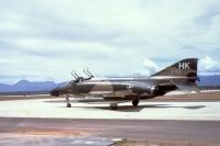 Photo: United States Air Force, McDonnell Douglas F-4 Phantom, 65-0745