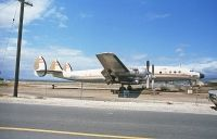 Photo: Trans World Airlines (TWA), Lockheed Super Constellation, L-1649