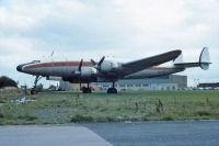 Photo: Unam Air International, Lockheed Constellation, N7777G