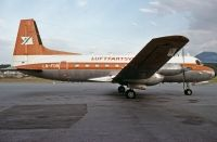 Photo: Luftfartsverket , Hawker Siddeley HS-748, LN-FOM