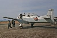 Photo: Korea - Air Force, North American T-28 Trojan, 17559