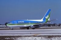 Photo: Air Florida, Boeing 737-200, 737-2Q9