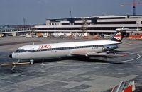 Photo: BEA - British European Airways, BAC One-Eleven 500, G-AVMR