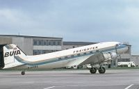 Photo: British United Island Airways - BUIA, Douglas DC-3, G-AMRA