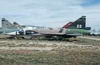 Photo: United States Air Force, Convair F-102 Delta Dagger, 61471