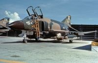 Photo: United States Air Force, McDonnell Douglas F-4 Phantom, 63-7604