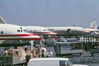 Photo: Canadian Pacific Airlines CPA, Douglas DC-8-40