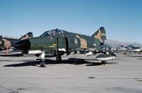 Photo: United States Air Force, McDonnell Douglas F-4 Phantom, 73-187