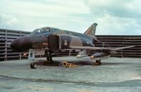 Photo: United States Air Force, McDonnell Douglas F-4 Phantom, 64-0822