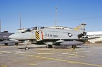 Photo: United States Air Force, McDonnell Douglas F-4 Phantom, 65-0714
