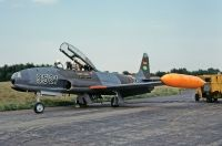 Photo: Luftwaffe, Lockheed T-33 Shooting Star, 9521