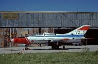 Photo: Czechoslovakia Air Force, MiG MiG-21, OK-016