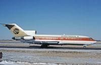 Photo: Continental Airlines, Boeing 727-100, N40482