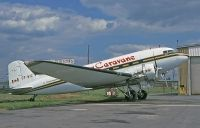 Photo: Air Caravane, Douglas DC-3, CF-WIC