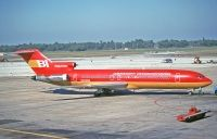Photo: Braniff International Airlines, Boeing 727-200, N450BN