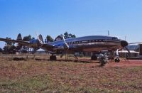 Photo: Trek Airways, Lockheed Super Constellation