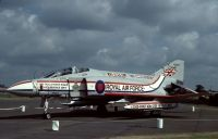 Photo: Royal Air Force, McDonnell Douglas F-4 Phantom, XV-486