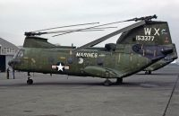 Photo: United States Marines Corps, Boeing CH-46 Sea Knight, 153377