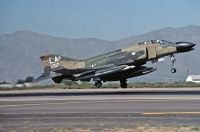 Photo: United States Air Force, McDonnell Douglas F-4 Phantom, 63-517