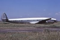 Photo: Untitled, Lockheed Constellation, F-BHBB
