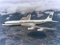 Photo: Pan Am, Boeing 707-300, N790PA