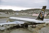 Photo: Olympic Airways/Airlines, Boeing 707-300, SX-DBP