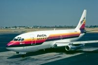 Photo: Air Cal, Boeing 737-200, N464AC