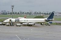 Photo: UTA - Union de Transports Aeriens, Douglas DC-8-62, F-BOLH