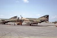 Photo: United States Air Force, McDonnell Douglas F-4 Phantom, 67-254