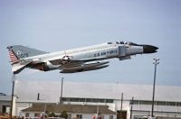 Photo: United States Air Force, McDonnell Douglas F-4 Phantom, 63-7576