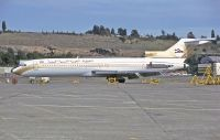 Photo: Libyan Airlines, Boeing 727-200, 5A-DIH