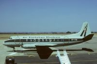 Photo: Air Zimbabwe Rhodesia, Vickers Viscount 700, VP-YNI