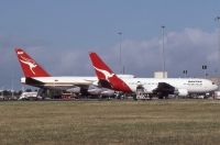 Photo: Qantas, Boeing 747SP, VH-EAB