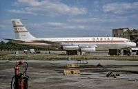 Photo: Qantas, Boeing 707-100, VH-EBE