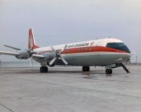 Photo: Air Canada, Vickers Vanguard, CF-TKG