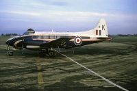 Photo: Royal Aircraft Establishment, De Havilland DH-104 Dove, XG496