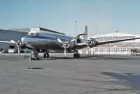 Photo: Fred Olsen Airtransport, Douglas DC-6, LN-FON