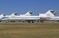 Photo: USAir, Boeing 727-200, N722US