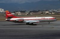 Photo: TAE - Trabajos Aereos y Enlaces, Sud Aviation SE-210 Caravelle, EC-CUM