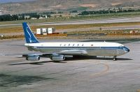 Photo: Sabena - Belgian World Airlines, Boeing 707-300, OO-SJG