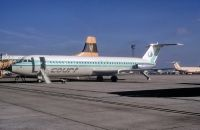 Photo: Court Line, BAC One-Eleven 500, G-AXLN