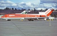 Photo: Avianca, Boeing 727-200, N202AV