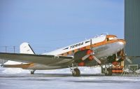 Photo: Terra Surveys, Douglas DC-3, C-FBVF
