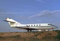 Photo: Untitled, Dassault Falcon 20, I-SNAM