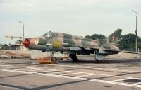 Photo: Soviet Air Force, Sukhoi Su-17, 49
